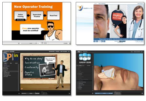 Articulate Rapid E-Learning Blog - elearning examples created in PowerPoint