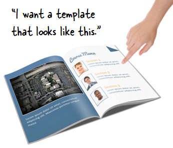 another free powerpoint e-learning template | the rapid e-learning, Modern powerpoint