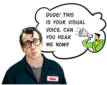 Articulate Rapid E-Learning Blog - can you hear me now elearning