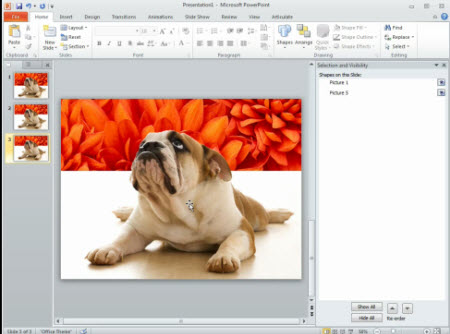 The Rapid E-Learning Blog - edit images in PowerPoint tutorial