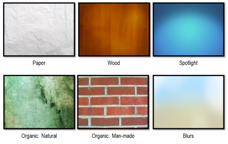 Articulate Rapid E-Learning Blog - examples of free textures