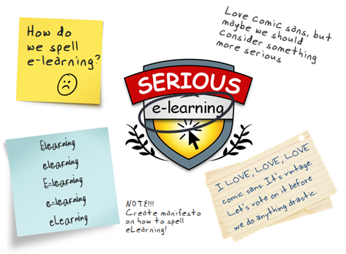 Articulate Rapid E-Learning Blog - understanding the serious elearning manifesto