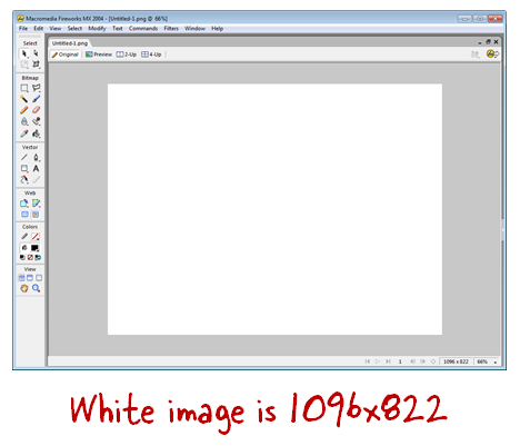 The Rapid E-Learning Blog - create a blank image for the desktop