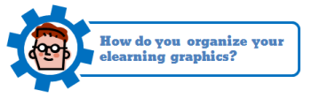 The Rapid E-Learning Blog - how to manage graphics in elearning course