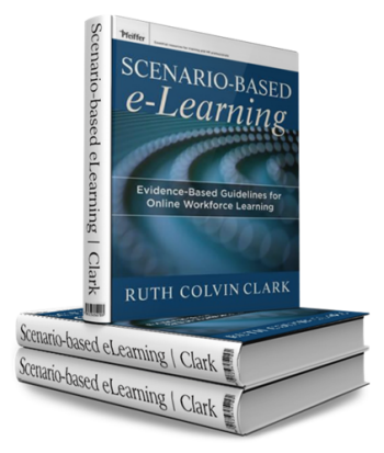 Articulate Rapid E-Learning Blog - Ruth Clark Scenarion-based elearning