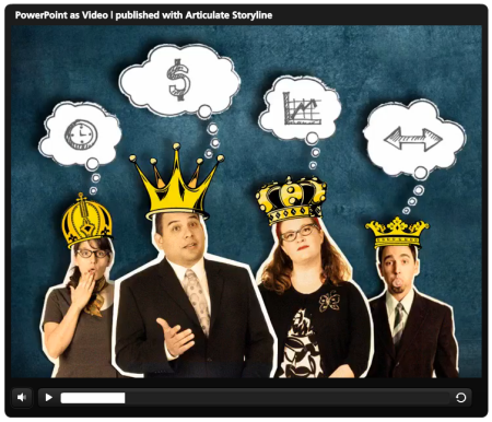 Articulate Rapid E-Learning Blog - top PowerPoint tips save as video