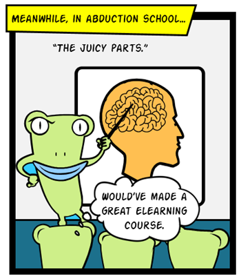Articulate Rapid E-Learning Blog - flip the course design