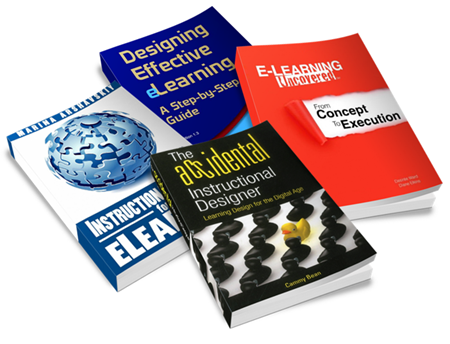 Articulate Rapid E-Learning Blog - online training book recommendations