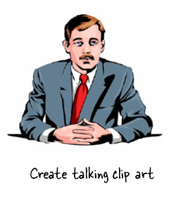The Rapid E-Learning Blog - convert clip art to animated avatars