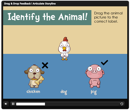 Articulate Rapid E-Learning Blog - drag and drop feedback example 3