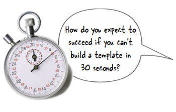 Articulate Rapid E-Learning Blog - build an elearning template in 30 seconds