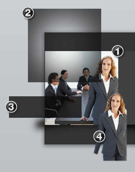 Articulate Rapid E-Learning Blog - create your own graphics in PowerPoint
