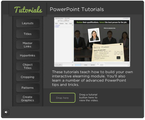 Articulate Rapid E-Learning Blog - PowerPoint tutorials
