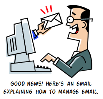Articulate Rapid E-Learning Blog - how to manage emails for online training programs