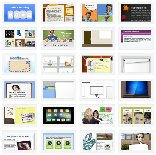 over 40 rapid e-learning posts with free powerpoint templates & e, Powerpoint templates