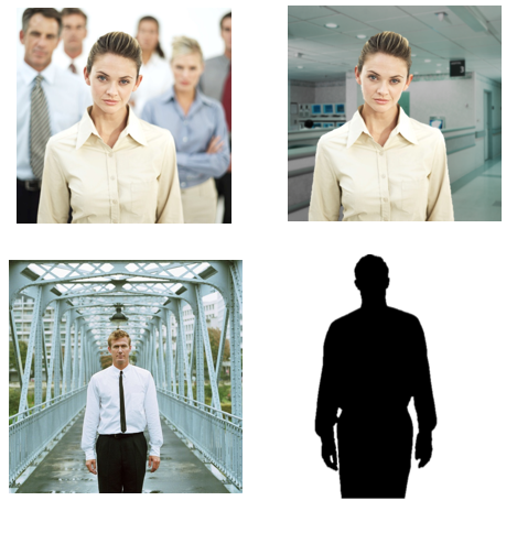 Articulate Rapid E-Learning Blog - how to create characters using sotck images