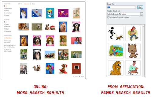 PowerPoint Clip Art Gallery