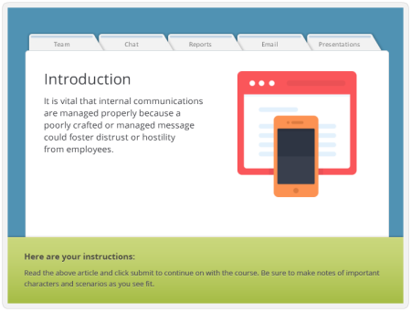 Articulate Rapid E-Learning Blog - tabs interaction template