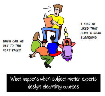 Articulate Rapid E-Learning Blog - how can your learners help you build better elearning