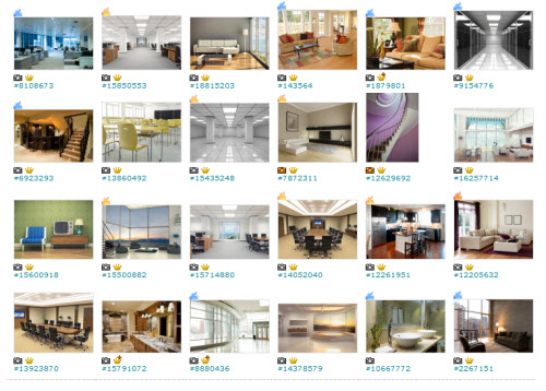 The Rapid E-Learning Blog - interiors that can be used for elearning course design