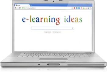 The Rapid E-Learning Blog - what can you learn from Google's designers to create your own elearning courses?