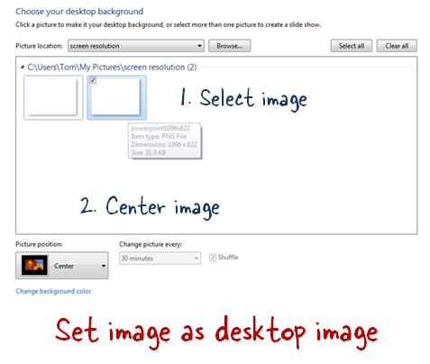 The Rapid E-Learning Blog - set image as desktop image
