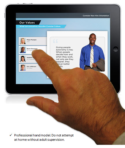 The Rapid E-Learning Blog - interactive elearning on the ipad and for m-learning