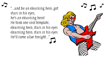 Articulate Rapid E-Learning Blog - elearning hero that rocks the world