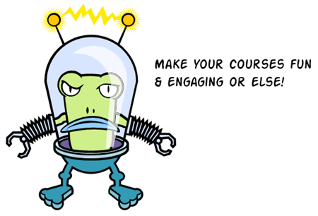 Articulate Rapid E-Learning Blog - tips on how to create a flipped course