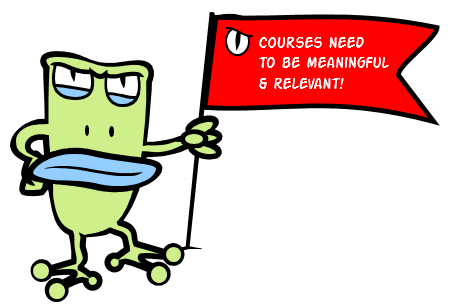 Articulate Rapid E-Learning Blog - create a flipped course