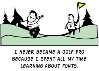 Articulate Rapid E-learning Blog - become a font pro when building online training courses