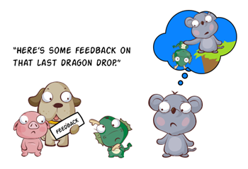 Articulate Rapid E-Learning Blog - drag and drop feedback