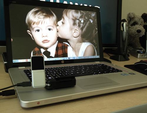 Articulate Rapid E-Learning Blog - configuração de escritório móvel de narração de áudio