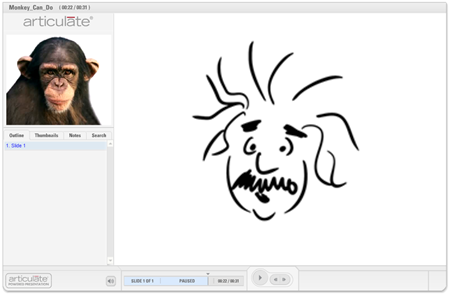 Articulate Rapid E-Learning Blog - how to create characters using sketches