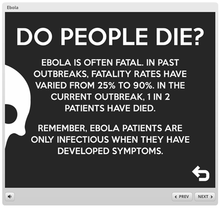 Articulate Rapid E-Learning Blog - ebola training example 3