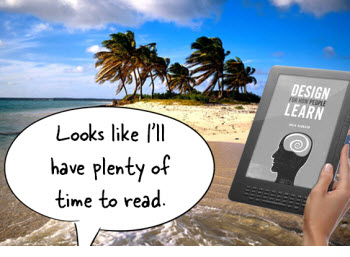 The Rapid E-Learning Blog - desert island reading for the stranded elearning developer