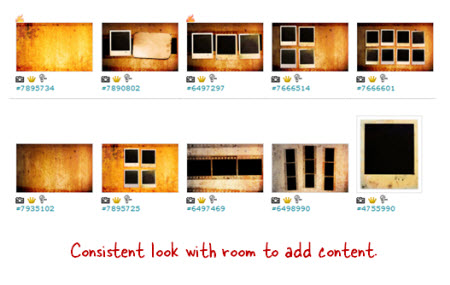 The Rapid E-Learning Blog - find image packs for consistency