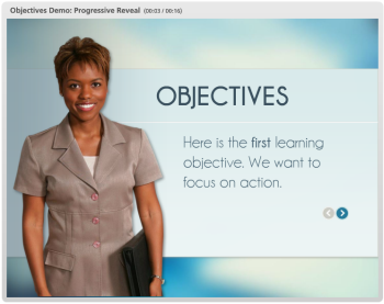 Articulate Rapid E-Learning Blog - free elearning template 4